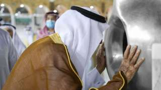 Sannadkan waxaa nadaafinta hoggaaminayay Sheekh Khaalid Al-Faysal oo ah amiir ka tirsan Boqortooyada.