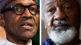 Soyinka con ask some questions wey im dey tak ask if Nigeria never dey crumble so.