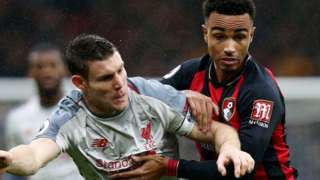 James Milner and Junior Stanislas