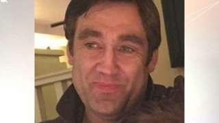 Paul Moore, 44, from Kesgrave.