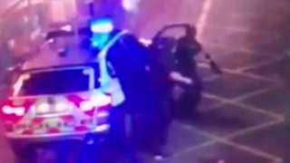 Police shooting dead London Bridge attackers