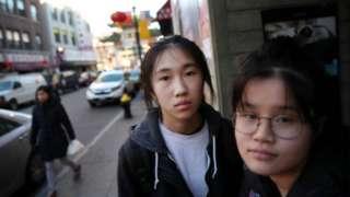 Học sinh Trung Quốc tại Hoa Kỳ