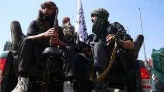 ဂျာလာဘာဘတ်မှာတွေ့ရတဲ့ တာလီဘန် တိုက်ခိုက်ရေးသမားတွေ