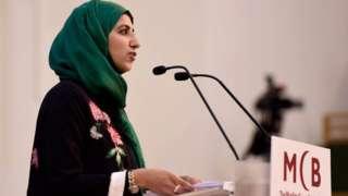 زارا محمد تولت رئاسة المجلس الإسلامي في أخر يناير/كانون الثاني.