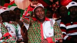 Madaxweyne Evariste Ndayishimiye