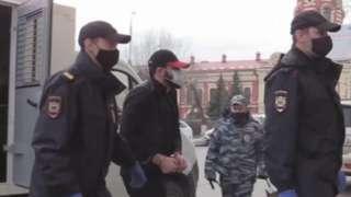 Россия полициячилари