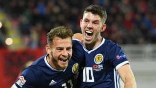 Ryan Fraser and Ryan Christie