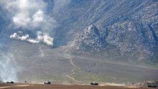 На границе между Кыргызстаном и Таджикистаном - около 70 спорных участков