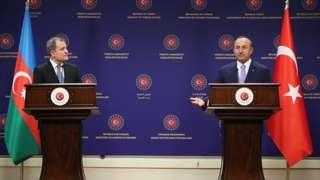 Mövlud Çavuşoğlu, Ceyhun Bayramov