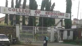Ẹnu ọna abawọle ibudo isegun fasiti Ibadan