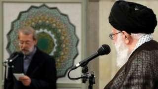 خامنهای و لاریجانی