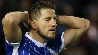 Sheffield Wednesday midfielder Sam Hutchinson