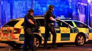 Manchester Arena terror attack