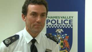 Francis Habgood, Chief Constable of Thames Valley Police