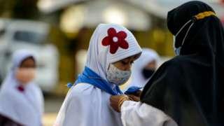 jilbab, hijab, seragam