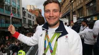 British cyclist Callum Skinner