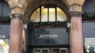 Jenners sign