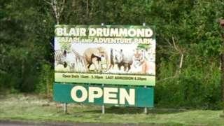 Blair Drummond Safari Park