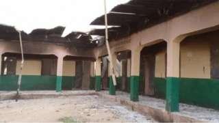 Ileewe ti Boko Haram jo