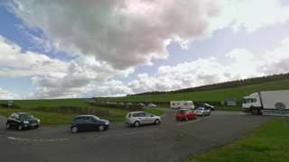 A31 junction for Winterborne Kingston