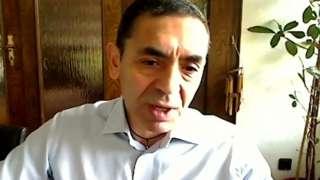 Prof Ugur Sahin