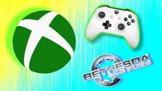 Xbox-symbol-controller-and-Bethesda-logo.