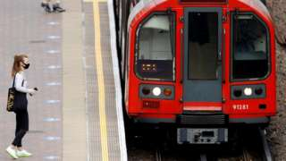 TfL train