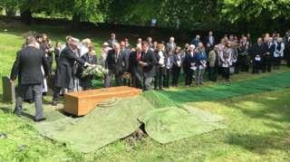 Reburial of Civil War POWs