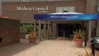 Medway Council building