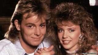 Jason Donovan & Kylie Minogue
