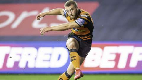 Castleford's Danny Richardson