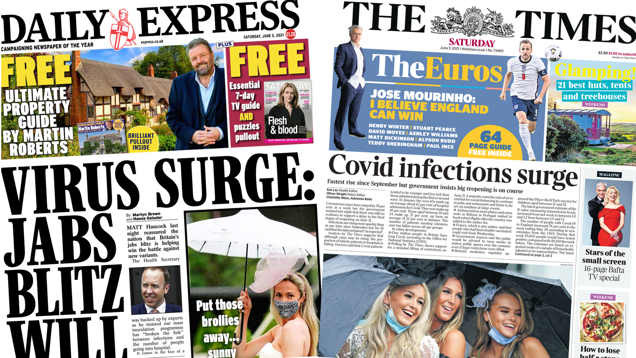 Express and Times