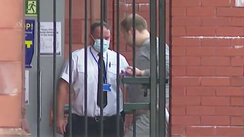 Matthew Selby appeared at Llandudno magistrates court on Wednesday, charged with murder