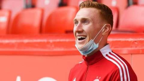 Aberdeen signing David Bates