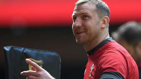 Wales centre Hadleigh Parkes on why he's leaving Wales to play in Japan.
