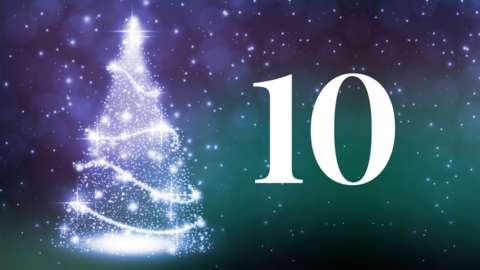 Advent calendar day ten