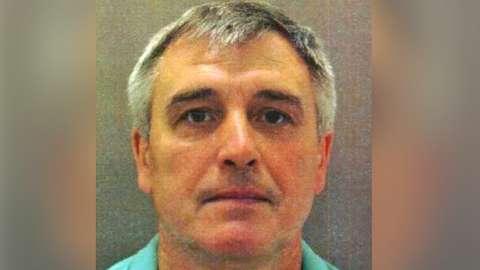 Image released by police of Denis Sergeev