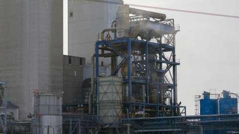 CF Fertliser factory