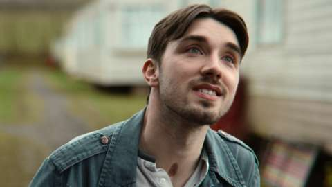 George Robinson as Isaac