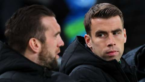 Seamus Coleman pointed out that Shane Duffy has lost his father during the pandemic