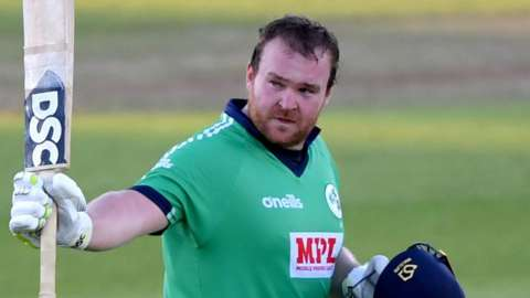 Paul Stirling will play for an Islamabad United side that also includes England star Alex Hales