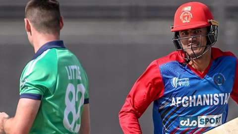 A run for Afghanistan in Tuesday's ODI
