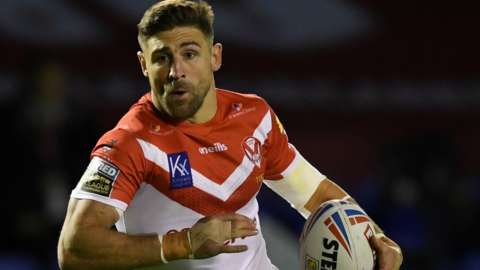St Helens' Tommy Makinson