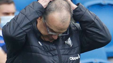 Brighton victory was fair - Bielsa