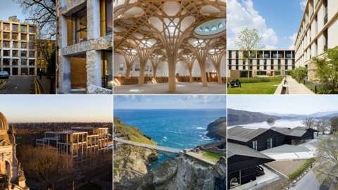 RIBA Stirling Prize nominees