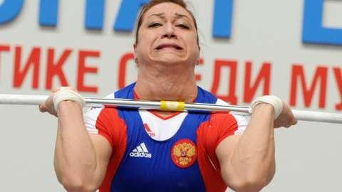 Nadezhda Evstyukhina