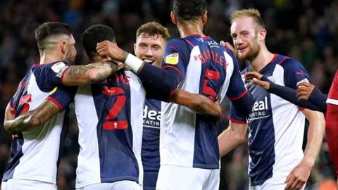 Albion's cfirst goal was almost a carbon copy of Saturday's opening goal against Luton