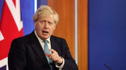 Boris Johnson (file photo)