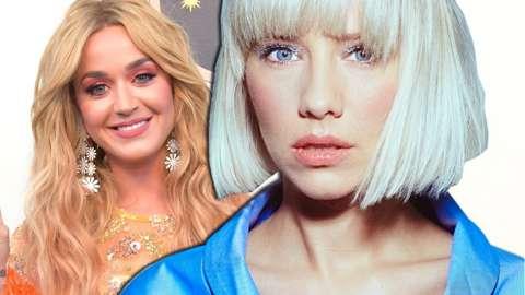 Katy Perry and Dagny