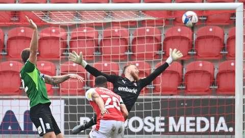 Harlee Dean goal